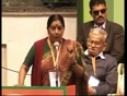 Bjp conclave opposition plans to uproot corrupt upa in 2014