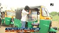 NGO provides masks, sanitizers and plastic sheets to auto drivers in AP