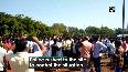 Watch Clash erupts between two groups of Congress workers in Chhattisgarh