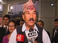 Nepal Deputy PM to discuss border protests with India