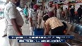 Dog squad, bomb squad teams conduct inspection at Patna Railway Station