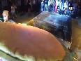 Watch Serbian barbecue fair grills 65kg burger patty