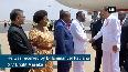 Vice President Venkaiah Naidu arrives in Malawi