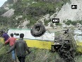 28 killed, 9 injured after bus falls into gorge