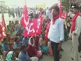 Left parties call bandh to support striking Hyderabad sanitary workers