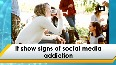 College binge drinkers show signs of social media addiction Study