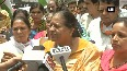 Congress holds protest against LPG price hike
