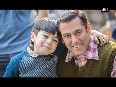 Salman bonds with Tubelight s child actor in new photo