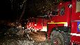 Massive fire breaks out in Delhi s Tughlakabad s slum area