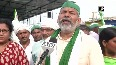 200 farmers to protest at Jantar Mantar till Monsoon Session concludes Rakesh Tikait