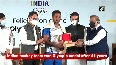 Sports Minister felicitates bronze medal winners of Tokyo Olympics