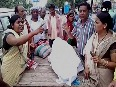 Inhumane! Family hires hand cart to carry girl s dead body
