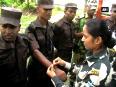 Bsf bgb celebrate rakhi at indo bangladesh border