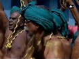 Watch Drought-hit Tamil Nadu farmers stage dramatic protest with skulls
