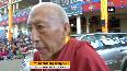 Dalai Lama attends long life prayer ceremony in Dharamshala
