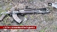 Criminal killed in encounter, AK 47 recovered