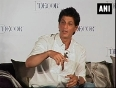 Sharukh khan is scared of losing!