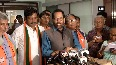 Naqvi demands to bar outsiders into West Bengal for 48 hours prior to polls