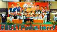 BJP releases manifesto for Puducherry