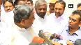 Karnataka crisis Ministers voluntarily resigned to make way for others, says Siddaramaiah
