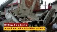 Caught on camera: 2-storey building collapses in Bihar