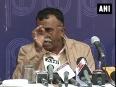 Isro spy scandal former top cop accuses bjp of  malicious propaganda