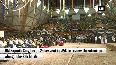 HM Rajnath Singh, CM Mehbooba Mufti attend sports conclave in Srinagar