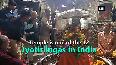 Amit Shah, CM Shivraj Chouhan offer prayers at Mahakal Temple