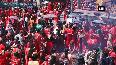 Women in Nepal celebrate Hartalika Teej with fervour