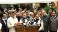 Consensus in opposition is to fight BJPs assault on institution such as RBI, CBI Rahul Gandhi