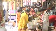 Devotees offer prayers at Ganesh Temple in Guwahati
