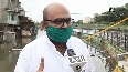 Flood-like situation emerges in Surat, Councilor blames BJP.mp4
