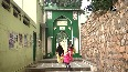Dargah of Hazrat Patte Shah in New Delhi revered by all faiths