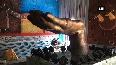 Durga Puja pandal created on water conservation theme in WB s Siliguri