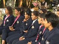 PM Modi hosts women's cricket team, says 'you made the nation proud'