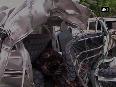 8 dead, 2 injured in car-truck collision