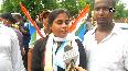 Congress protests against Odisha Govt in Bhubaneswar