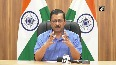 CM Kejriwal urges Centre to ensure adequate vaccine availability for Delhi