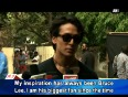 Tiger shroff performs live action