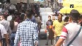 Locals flout social distancing norms in Mumbai amid increase in COVID infections