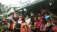 Watch: MoS Health Bharati Pawar dances on folk song in Palghar
