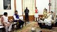 BJP delegation meets Maharashtra Governor