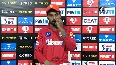 IPL 2020 No one will ever say Chris is 41, says KXIP s KL Rahul over his sparkling 99 runs against RR.mp4