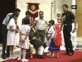 president pranab mukherjee video