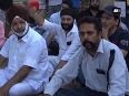 Parents  protest against school fee hike in Ludhiana