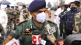 Pakistan trying to disrupt civic elections in J and K Kashmir IGP on Nagrota encounter.mp4
