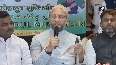 Owaisi slams Centre over Gramin Awaas Yojana, says only 10 houses allotted to Muslims in UP