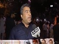 Youth Congress protests over attack on Rahul Gandhi s convoy