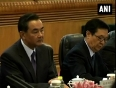 Chinese premier holds talks with pm manmohan singh
