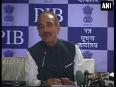 Ghulam nabi azad on developments in health sector